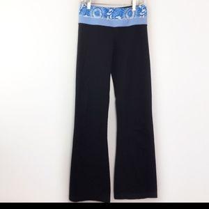 Lululemon high rise Groove flare pants